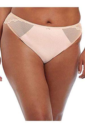 Elomi Damen Charley Mid-Rise Brazilian Brief Unterhose, -Ballet Pink