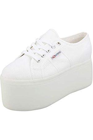 Superga Damen 2802-cotw Gymnastikschuhe, (White 901)