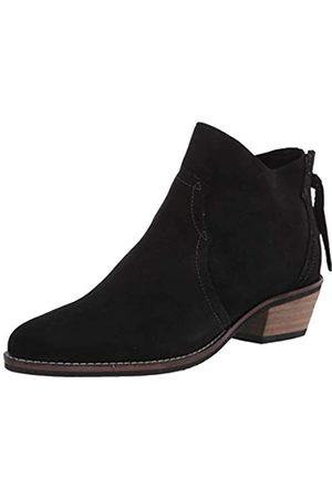Crevo Damen Stiefeletten - Women's Fashion Boot, Black