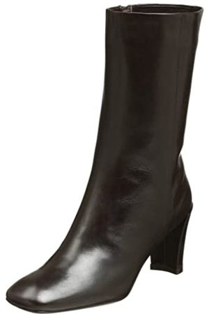 Kenneth Cole New York Damen Sky High Boot, Braun (schokoladenbraun)