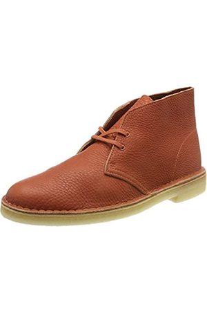 Clarks Herren Kurzschaft Stiefel Desert Boots, (Burnt Lea Burnt Lea)