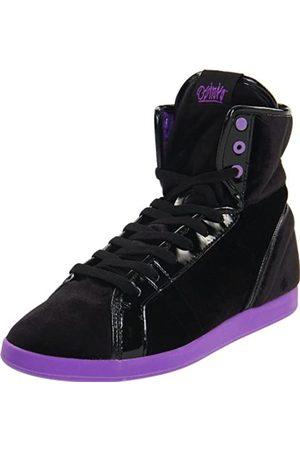 Osiris Damen Schuhe - Damen Soha Skate-Schuh, (Black/Purple/Velvet)
