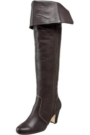 Daniblack Ophelia Damen Overknee-Stiefel