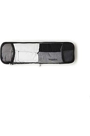 Baggallini Langer Kompressionswürfel für Erwachsene (Nur Gepäckstück) (Schwarz) - LGC501