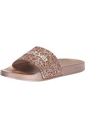Bebe Women's FRAIDA Slide Sandal