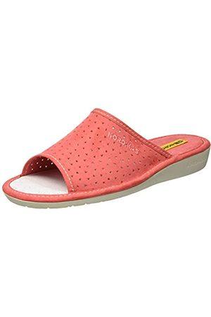 Nordikas Damen D'casa SRA. Pantoffeln, (Coral 037)