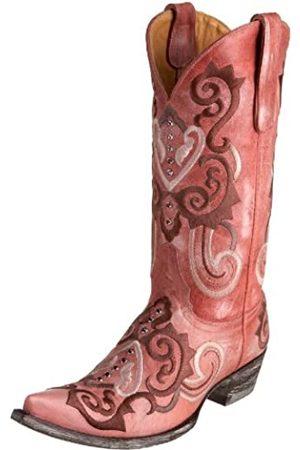 Old Gringo Damen Aza Stiefel, Pink (Rose)
