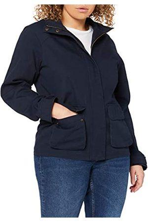 HIKARO Amazon-Marke: Damen Jacke mit Stehkragen, 38