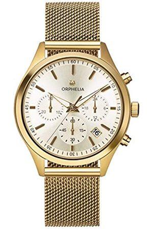 ORPHELIA Damen Uhren - Damen Chronograph Quarz Uhr mit Edelstahl Armband OR32801