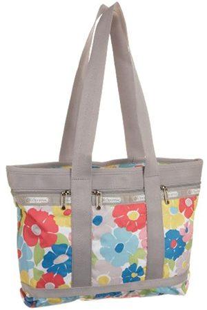 LeSportsac Damen Reisetaschen - Kleine Reisetasche, Mehrere (Flower Power)