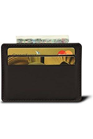 Lucrin Damen Taschen - Kreditkartenetui für 4 Karten - - Glattleder