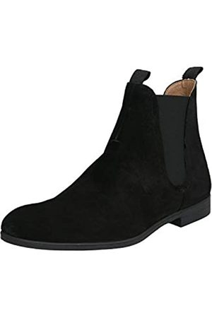 H by Hudson Herren Atherstone Chelsea Boots, (Black 01)