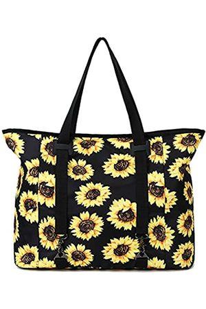 BTOOP Damen Strandtaschen - Große Strand-/Pool-Tasche für Damen, wasserdicht, sanddicht, Schultertasche für Familie, Strand, Reisen, Fitnessstudio