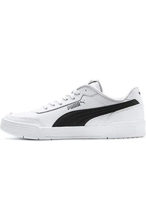 PUMA Herren Schuhe - Herren Caracal Fußballschuhe, White Black