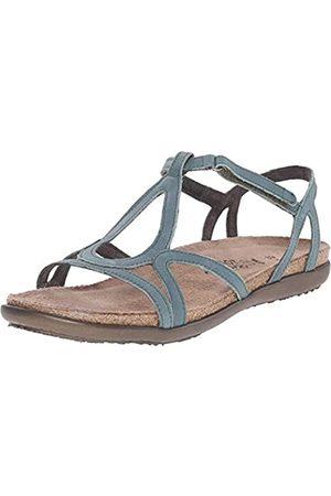 Naot Footwear Women's Dorith Sandal Sea Green Leather - 36 M EU / 5-5.5 B (M) US