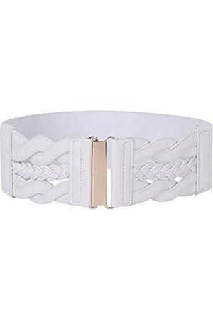 GRACE KARIN Damen-Gürtel, elastisch, Vintage-Stil, dehnbar