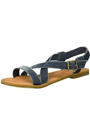 RAMPAGE Damen Sandalen - Damen MATINA Flache Sandale