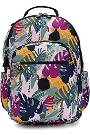 "Kipling Seoul Extra Large 17"" Printed Laptop Backpack"