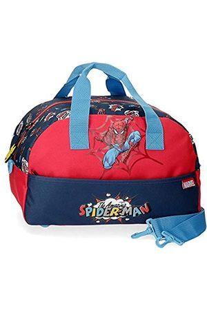 Marvel Spiderman Pop Reisetasche Mehrfarbig 40x25x18 cms Polyester 18L