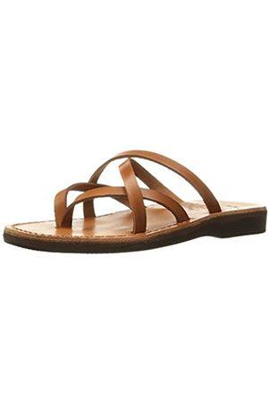 Jerusalem Sandals Damen Tamar Slide, (Honig)