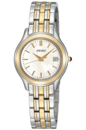Seiko Quarz Damen-Armbanduhr SXDC58P1