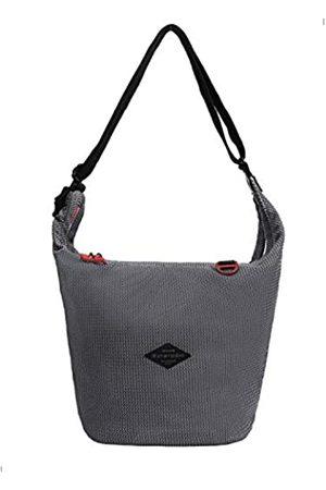 Sherpani Payton Medium Crossbody Tasche Umhängetasche Crossbody Geldbörse Mesh Tasche für Damen mit 10 Zoll Tabletfach, Mehrere ( / )
