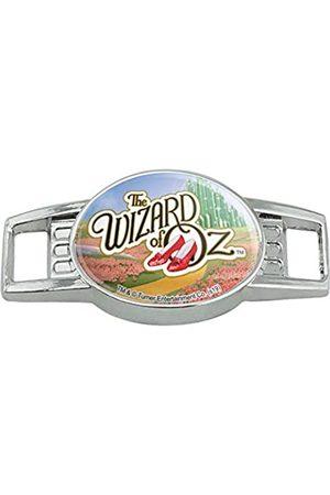 GRAPHICS & MORE The Wizard of Oz Ruby Slipper Logo Schnürsenkel Schnürsenkel Tag Läufer Gym Charm Dekoration