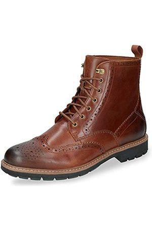 Clarks Herren Batcombe Lord Chelsea Boots, (Dark Tan Leather)