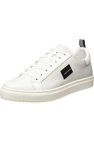 Antony Morato Herren Schuhe - Herren Sneaker DUGGER Metal IN Nylon E Pelle Oxford-Schuh