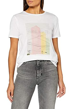SPARKZ COPENHAGEN Damen Tinja Print Tee 1 T-Shirt