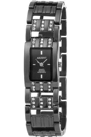 Akzent Damen Uhren - Damen-Uhren mit Metallband SS8271000003