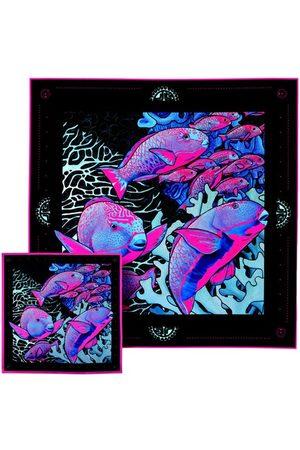 "Maison Fetiche Herren Schals - Set ""Duo"" La Danse N°2 Pink"