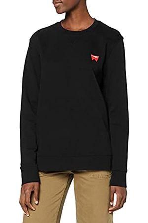 Wrangler Herren Sign Off Crew Sweatshirt