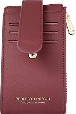 Generic Damen Taschen - Korea Fashion RFID Slim Kartenhalter Geldbörse Geldtasche Frauen Geschenkbox - - Medium