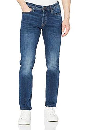 JACK & JONES Male Slim/Straight Fit Jeans Tim ORIGINAL AM 782 50SPS 2930Blue Denim
