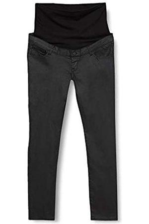 Noppies Damen Pants OTB Skinny Teddy Coated Jeans, Black-P090