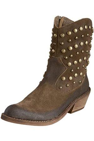 Two Lips Damen Bullet Boot, Beige (khaki)