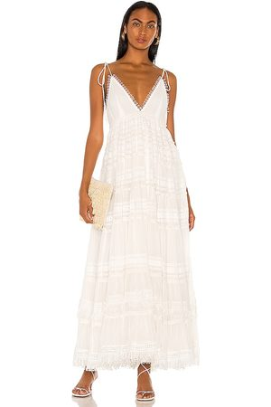ROCOCO SAND Cia Maxi Dress in . Size XS, S, M.
