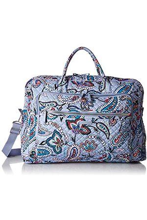 Vera Bradley Damen Iconic Grand Weekender Travel Bag, Signature Cotton Wochenendtasche