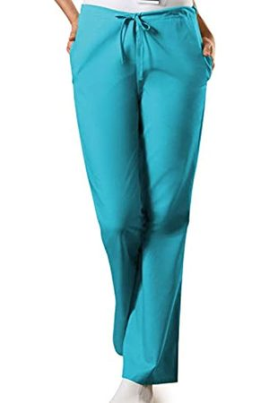 Cherokee Damen Scrub Hose mit Kordelzug - - Medium Hoch