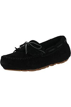 ARA Damen Hausschuhe - Damen Cosy 1529914 Pantoffeln, ( 01)