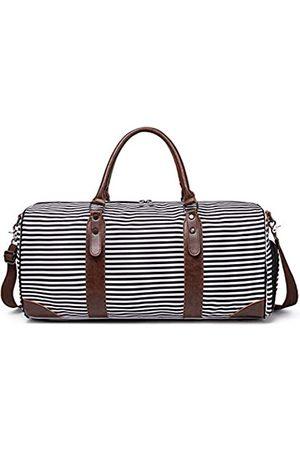 nobranded Reisetasche / Reisetasche, gestreift, wasserdicht, großes Fassungsvermögen, multifunktional
