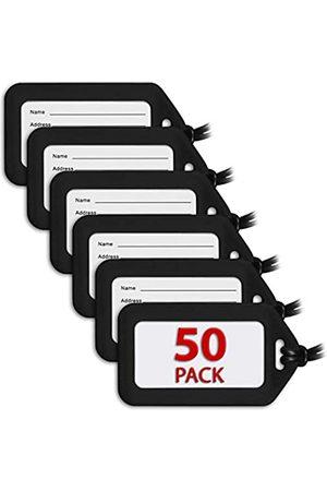 MIFFLIN Gepäckanhänger ( , 50 PK), Gepäckanhänger für Gepäck
