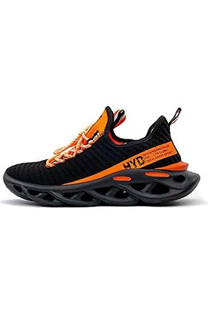 Aeero V40 Herren Athletic Fashion Sneakers   Leichte Atmungsaktive Casual Stylisch   Schuhe für Sport Walking Laufen Freizeit Workout Gym Basketball ( /