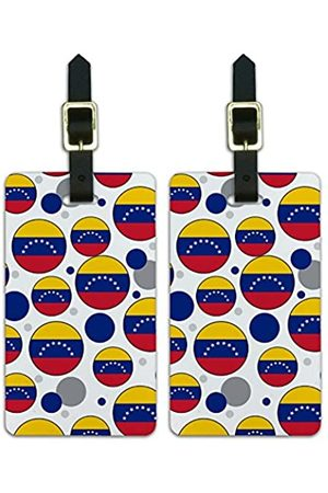 Graphics and More Graphics & More T-z-Venezuela Nationalflagge - Luggage.Tags.09753