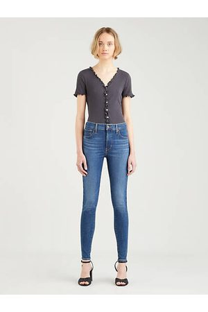 Levi's 720™ High Rise Super Skinny Jeans - Mittlere Waschung / Mittlere Waschung
