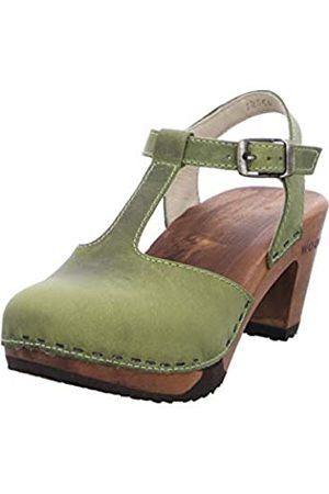 Woody Damen Carolin Clogs, (Kiwi 069)