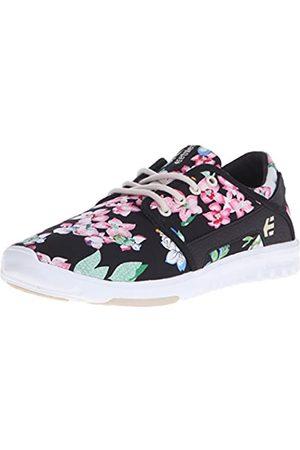 Etnies Damen Sneakers - Damen Scout Sneaker, Black/Floral 993