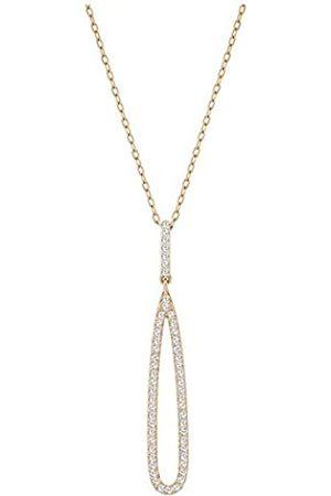 Swarovski Damen-Kette mit Anhänger Creativity Halskette weiß 38 cm-5151815