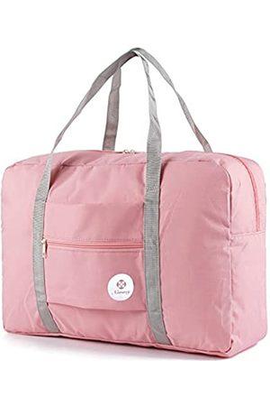 Narwey For Spirit Airlines Faltbare Reisetasche für Damen und Mädchen (Pink) - US2-NW18011112